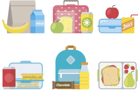 5 Quick and Healthy School Lunches to Prepare for Your Kids