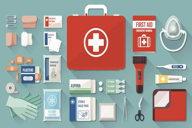 First Aid Checklist: Why You Need These 30 Essential Supplies