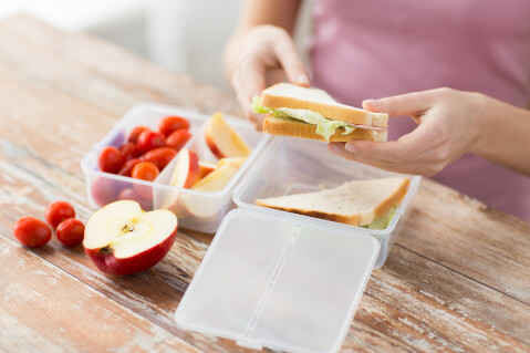 Quick and Healthy School Lunches to Prepare for Your Kids