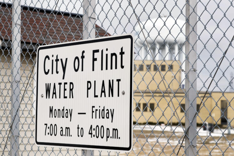 Flint Water Linked to Fetal Deaths and Low Fertility Rates